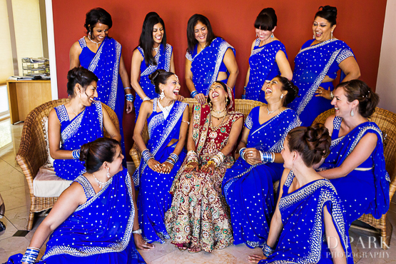 Indian Wedding Bridesmaids How To Pick Your Party